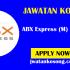 Jawatan Kosong Terkini Di ABX Express (M) Sdn Bhd, Pelbagai Kekosongan ( Update )