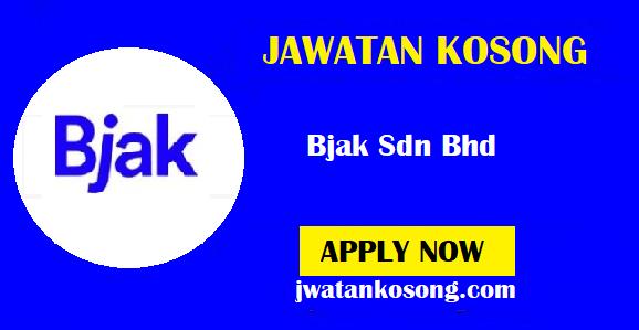 Jawatan Kosong Terkini Di Bjak Sdn Bhd, Pelbagai Kekosongan Di Tawarkan ( Update )