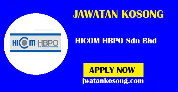 Jawatan Kosong Terkini Di HICOM HBPO Sdn Bhd, Pelbagai Kekosongan ( Update )