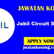Jawatan Kosong Terkini Jabil Circuit Sdn Bhd, Pelbagai Kekosongan ( Update )