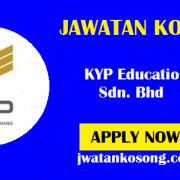 Jawatan Kosong Terkini KYP Education Sdn. Bhd, Pelbagai Kekosongan ( Update )