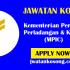 Jawatan Kosong Kementerian Perusahaan Perladangan & Komoditi (MPIC) – 15 Oktober 2021