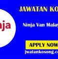 Jawatan Kosong Terkini Di Ninja Van Malaysia, Pelbagai Kekosongan ( Update )