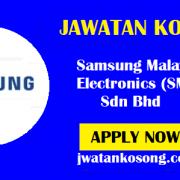 Jawatan Kosong Samsung Malaysia Electronics (SME) Sdn Bhd, Pelbagai Kekosongan ( Update )