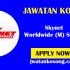 Jawatan Kosong Terkini Skynet Worldwide (M) Sdn Bhd, Pelbagai Kkeosongan (Update)