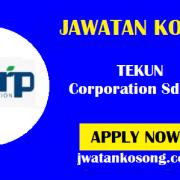 Jawatan Kosong Terkini TEKUN Corporation Sdn Bhd, Pelbagai Kekosongan Di Tawarkan