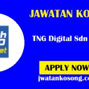Jawatan Kosong Terkini TNG Digital Sdn Bhd, Pelbagai Kekosongan ( Update )