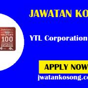 Jawatan Kosong Di Jawatan Kosong YTL Corporation Berhad, Pelbagai Kekosongan ( Update )